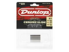 DUNLOP Chrome Steel Slide 221 Medium